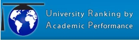 URAP: University Ranking by Academic Performance